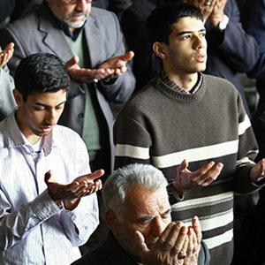 در نماز ذهن کجاها میرود؟