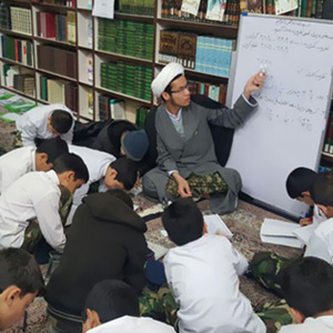 شیوه کار را در مسجد بیاموزیم