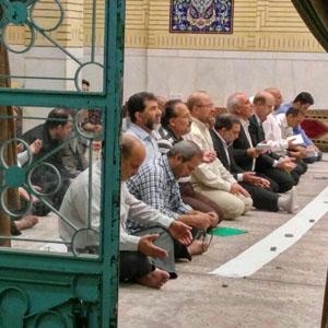 مسجد باید باز باشد