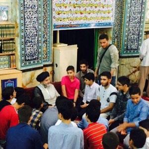 معنویت جاذبه جوان در مسجد است