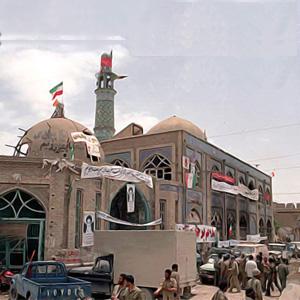 نقطه عزیمت عبارت است از مسجد